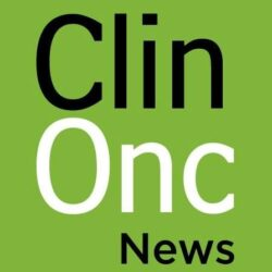 Logo for Clinical Oncology News, which featured Dr. Ravi Rao's comments on pancreatic cancer dosage study | cCARE | San Diego and Fresno, CA