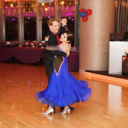 Clinical Trial Keeps Jeffrey on the Dance Floor