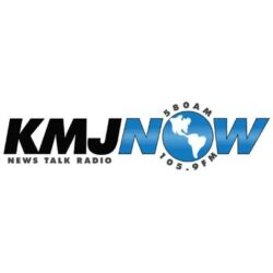 KMJNOW logo for story on Dr. Eisenberg's efforts to help patients reduce cancer risk | cCARE | Fresno & San Diego, CA